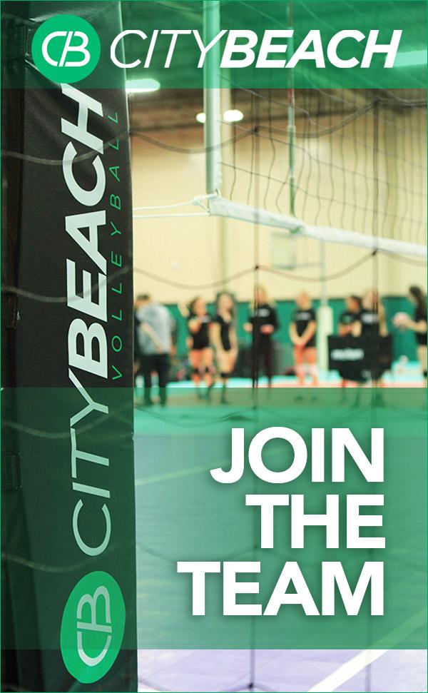 join citybeach volleyball
